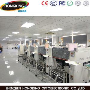 Höhe erneuern 3840Hz P3.91/P4.81 farbenreiche LED-Bildschirmanzeige für Miete