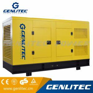 최고 침묵하는 유형 Portable 25 kVA 디젤 발전기