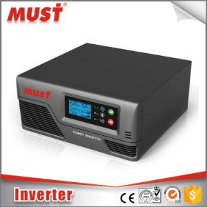 Одна фаза гибридный инвертирующий усилитель мощности 800 Вт 12V для дома