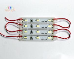 Módulo de señalización LED impermeable para publicidad