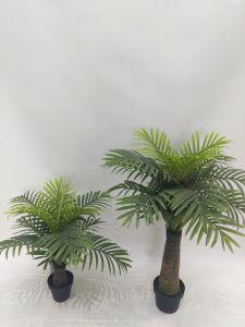 Открытый или закрытый Искусственные растения малых Palm Tree 1073-10-1