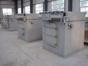 Установка верхней части пылевой фильтр цемента в бункере фильтр