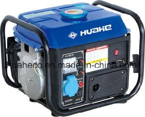 650W 750W 800W Accueil Portable utiliser ensemble générateur à essence