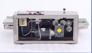 En posición vertical y duraderas Horazontal calor continuo de la máquina de sellado de bolsas Sf150