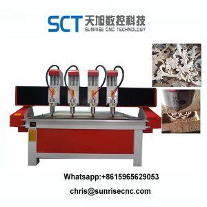 나무로 되는 가구 Sct-Omn를 위한 CNC 대패
