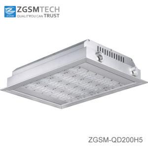 200W LED Antex Canopy gasolinera de la luz de la estación de gasolina