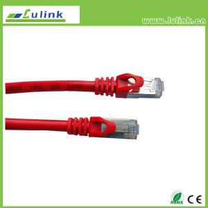Cat5e CAT6 CAT6FTP/UTP de un puente de cobre, cable de conexión de red