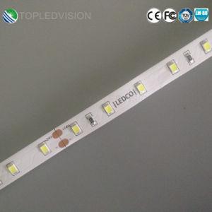 Banda de 2835 LED de luz LED de 60 M/12W con un alto brillo