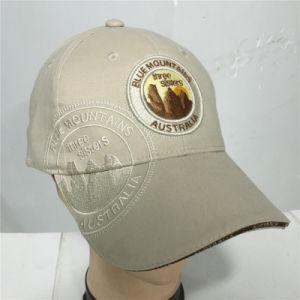 昇進の方法スポーツの野球の刺繍の帽子