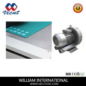 향상된 평상형 트레일러 절단은 비닐 절단기 Vct-MFC4560를 무장한다