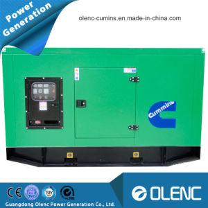 400V 50Hz Diesel van Cummins van de Apparatuur van de Elektriciteit Industriële Stille Generator 50kVA