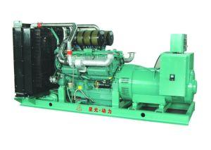 De reserve Diesel van de Output 440kw/550kVA Reeks van de Generator met de Motor Kta19-G4 van Cummins