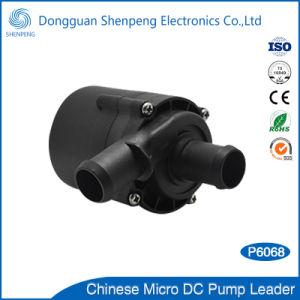 De slimme Pomp BLDC van het Afvoerkanaal van de Afwasmachine Kleine 24V met Hoge druk