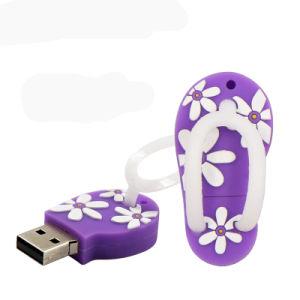Ручка памяти привода пер ботинок привода USB тапочки внезапная
