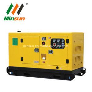 prezzo diesel insonorizzato elettrico diesel a basso rumore del generatore 30kw