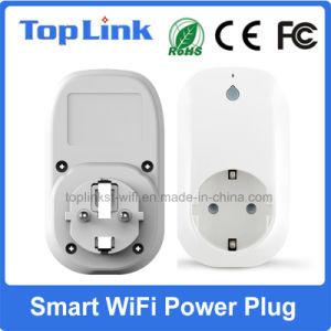 Socket de potencia casero elegante de Iot WiFi del bajo costo para la potencia teledirigida con./desc.
