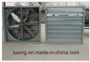 Axialabgas-Geflügelfarm-Tunnel-axiale Bergwerksbelüftung-Ventilatoren