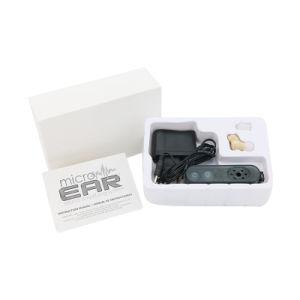 Mini protesi acustica dell'amo dell'orecchio di azione furtiva dei prodotti del suono medico dell'amplificatore