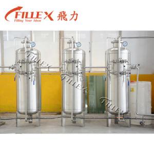 Ro-Osmose-Reinigung-System für reines Wasser