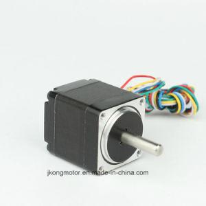 motore passo a passo ibrido bifase 28mm 1.8 gradi Jk28HS45-0674