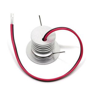 3W 700mA Mini Refletor lâmpada LED de obscurecimento RoHS Ce