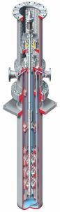 Undicesima pompa verticale dell'intelaiatura dell'edizione di api 610 (VS1) singola