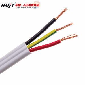 300V/500V com isolamento de PVC flexível de fio torcido