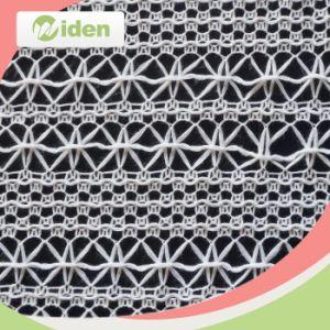 Venta caliente francés de productos químicos solubles en agua 105cm de tela de encaje