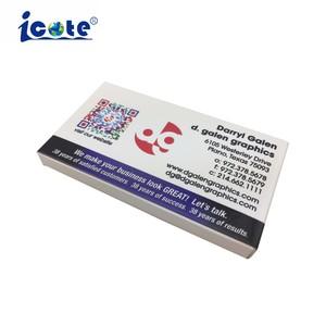 Última 2.4  Cartão de Nome da brochura de Vídeo LCD para Negócios