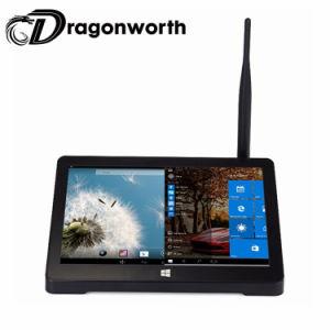 Fabrik Pipo X8 PROgewinn 10 und des Android-5.1 Vierradantriebwagen-Kern Doppelaufladung OS-Intel Z8350 Mini-PC 7 Kabel-Geschenk der Zoll-Tablette-2g/32g