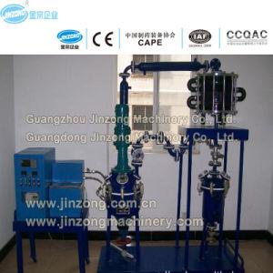 Reattore rivestito di vetro della strumentazione di resistenza della corrosione del pilota della macchina di Jinzong