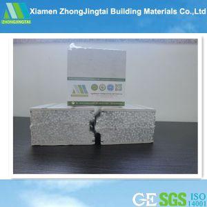 Certificat de SGS Aseismatic ignifuge des panneaux sandwich composite mur de ciment