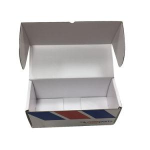 عادة طبع يغضّن ورق مقوّى يرسل صندوق