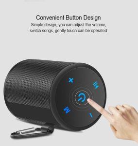 Wasserdichte MiniSubwoofers im Freien drahtlose Bluetooth Lautsprecher