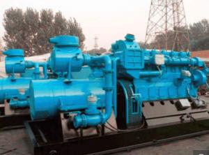 結合された熱および力の電気500kwの天燃ガスのBiogasの発電機