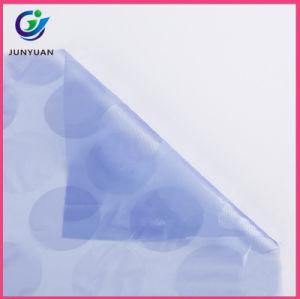 La pellicola trasparente del PVC elettrostatica aderisce colore dell'azzurro della pellicola protettiva