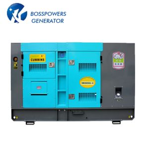 50Hz 128kw 160kVAのDcec 6CTA8.3-G1エンジンからのディーゼル発電機力