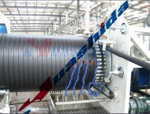 Tubo devanado /Krah/ tubo Tubo Corrugado Línea de extrusión