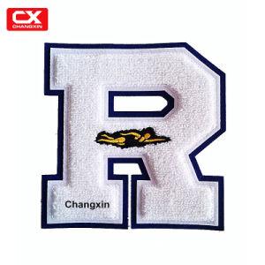 China Promoção toalha pelúcias sentida Patches para Loja/ Coleção