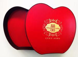 Fancy Hecho a mano papel impreso personalizado regalo Caja de golosinas de chocolate pastel /