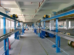 Автоматическая 2 слоя ПВХ Co-Extrude/PE Кабель и провод машин