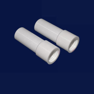 処理し難く反高い腐食Zro2のジルコニアの空の陶磁器の管