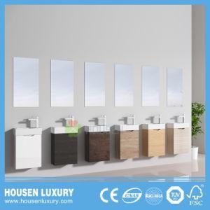 Smart Tamaño baño moderno tocador con sistema de cierre suave HS-1107-400