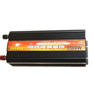 3500W12/24/48VCC Digital LED Display off-Grid de la Energía Solar Inverter con UPS y cargador de batería para el sistema de Energía Solar