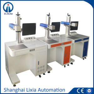 Sistema de Digitalização Galvanómetro de alta velocidade Desktop máquina de marcação a laser de CO2