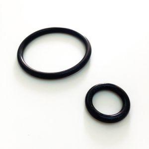 Weerstand Op hoge temperatuur van de O-ring van de Vlek van fabrikanten de Waterdichte Stofdichte