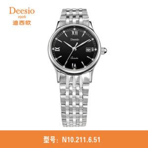 Venda Personalizada de moda dos Homens e Mulheres de Aço Inoxidável Relógios mecânicos