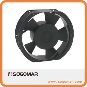 6 AC van de duim Ventilator met Plastic Drijvende kracht 100% Rol van het Koper