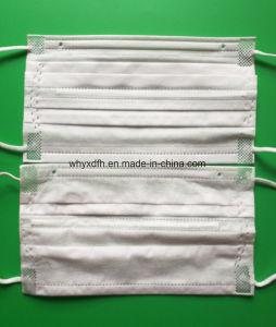外科か医学または病院または日本またはNonwoven/SMS/PP/ES/MBの二重鼻棒使い捨て可能なマスク