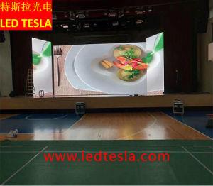 P3.91 Hotselling Indoor Afficheur à LED pour l'étape de performances